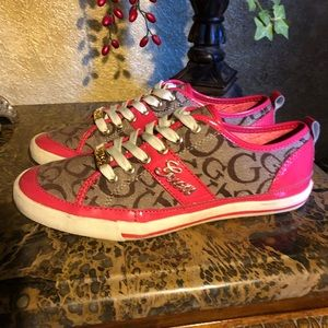 Guess Sneakers Size 7